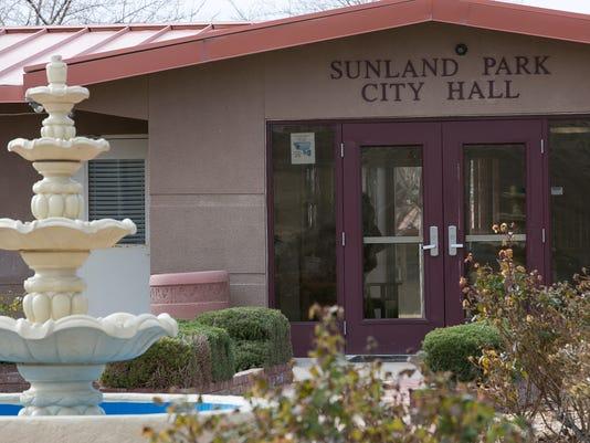 Sunland Park City Hall