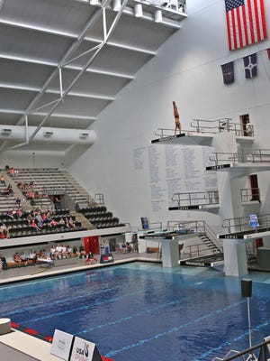 USA Diving is the target of another lawsuit.