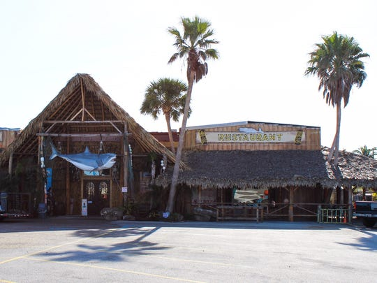 Moby Dick Restaurant's reopened for business in late January, with a restored facade.