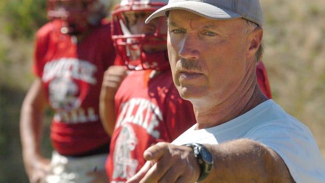 Former Truckee High football coach Bob Shaffer was killed in a car accident Saturday night