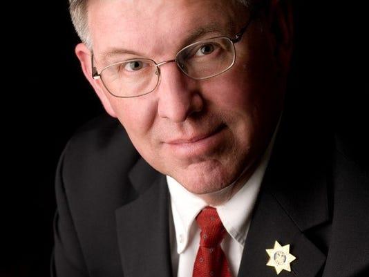 Putnam County Sheriff Donald Smith