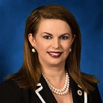 Rep. Julie Stokes, cancer free, eyes secretary of state race