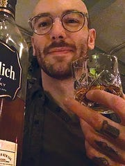 Donny Clutterbuck, president of USBG Rochester: Glenfiddich Scotch.