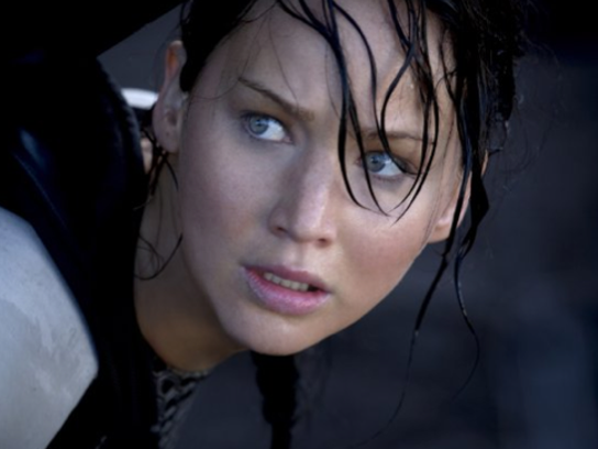 'Catching Fire': Lawrence