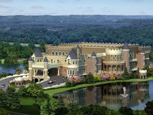 Legacy Castle rendering