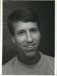 Mark Loughrin, pictured as a junior in 1994, lost just