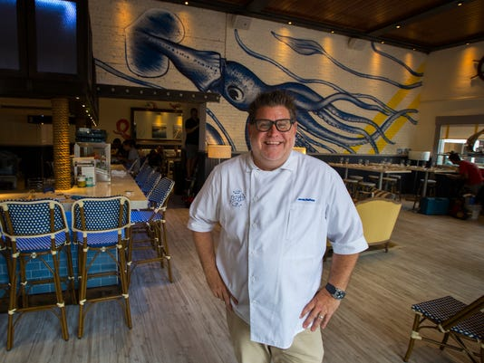 Jamie DeRosa Izzy's Fish & Oyster Fort Myers