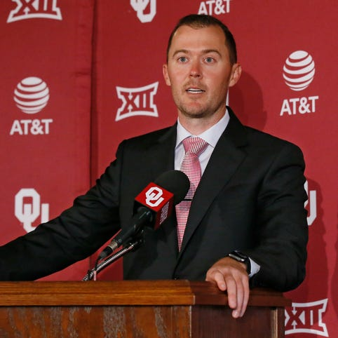 New Oklahoma coach Lincoln Riley inherits plenty of talent, big expectations