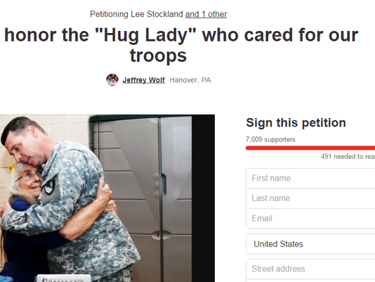 HES-submitted-112515-Hug Lady Petition