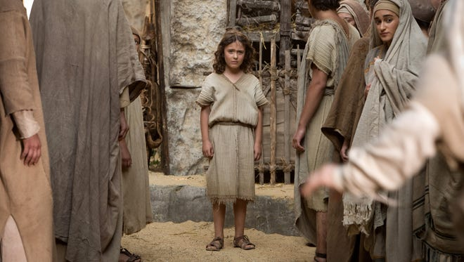 "The boy Jesus attracts too much attention in ""The Young Messiah."""