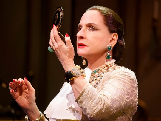 """Patti LuPone in """"War Paint."""""""