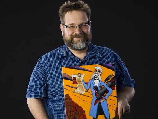 ArtistsRichard Bledsoe and The Baron of Arizona