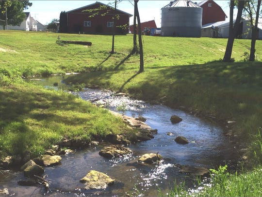 FILE - Applied Ecological Services approaches projects in North America designed to protect water and soil in residential, agricultural, industrial, and urban settings.