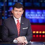 Bret Baier's book is due in January.
