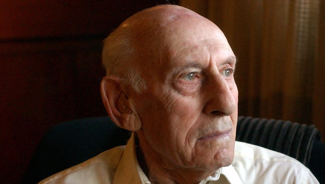 Holocaust survivor Jack Polak died Friday. He was 102.