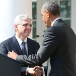 Supreme Court nominee Merrick Garland's 142-page questionnaire lists his most important cases but is likely to fall on deaf ears among Senate Republicans.