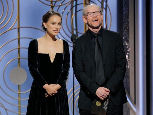 Natalie Portman, Ron Howard