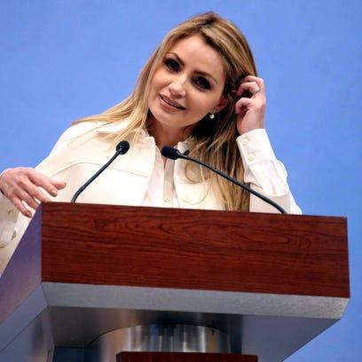 Angélica Rivera indicó The Guardian, utiliza un departamento