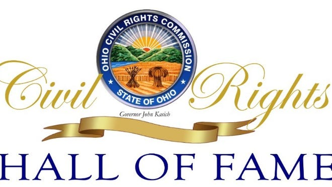 Ohio Civil Rights Hall of Fame 2017 induction ceremony is set for Oct. 5 in Columbus.
