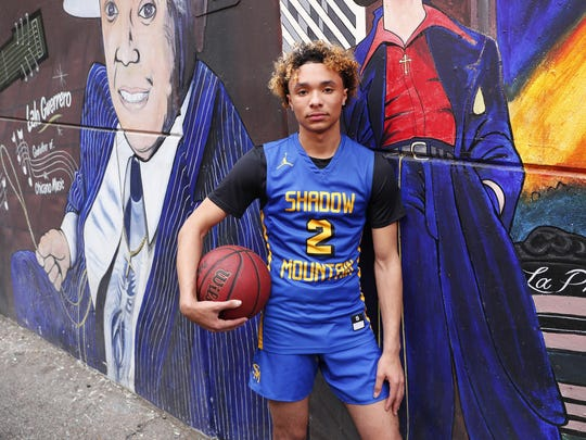 Shadow Mountain High School's Jaelen House is one of the eight nominees for Arizona High School Boys Basketball Player of the Year 2017-18.