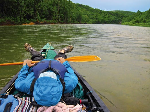 Great american river trips and paddling adventures