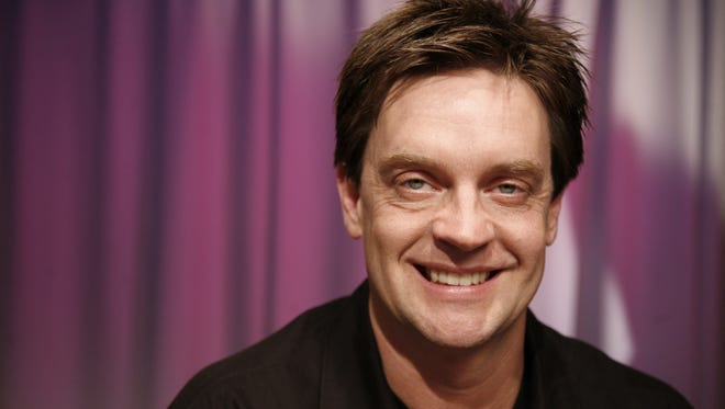 Author and comedian Jim Breuer
