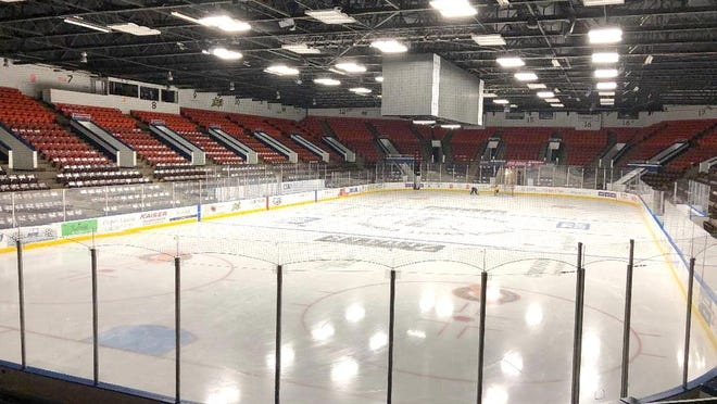 The K-Wings will not play any games this season.