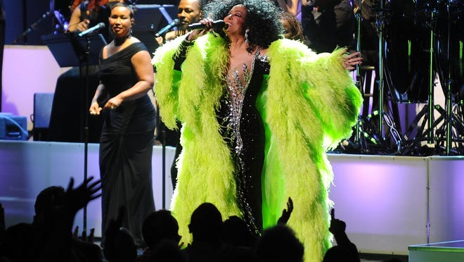 Diana Ross is headed to the Fox Cities PAC for a show on July 12. Tickets go on sale Friday.