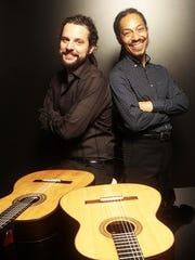 Lawrence World Music Series welcomes Brasil Guitar