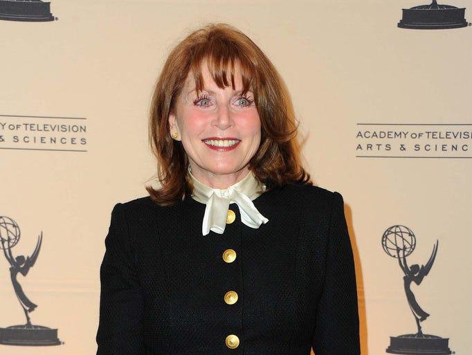 Marcia Strassman died on Friday, October 24, 2014.