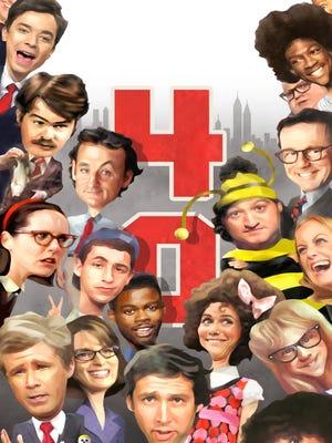 Saturday Night Live will celebrate its 40th anniversary on Sunday, Feb. 15, 2015.