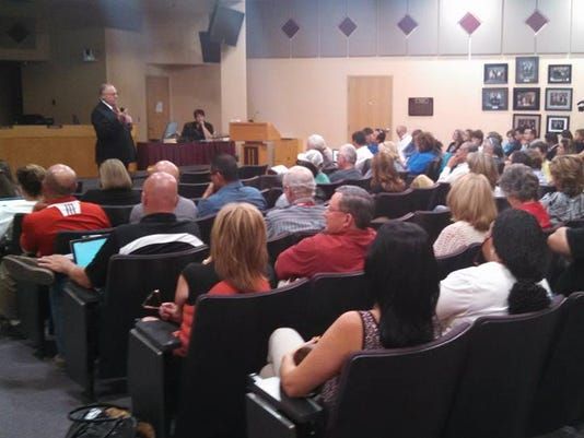 LCPS Town Hall
