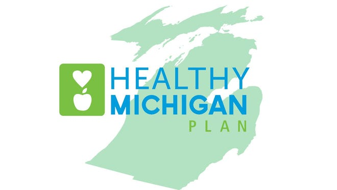 The state's expanded Medicaid health program for low-income residents started in April 2014 and is called Healthy Michigan Plan.