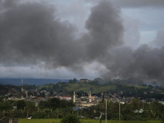 Philippines Militant Siege Human Rights
