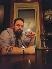 Dan Brennan, head bartender at The Playhouse/Swillburger: