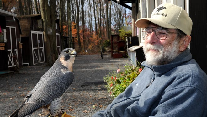 Leonard J. Soucy Jr., founder of The Raptor Trust, died on  June 11.