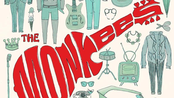 """""""Good Times!"""" is the latest album from The Monkees,"""