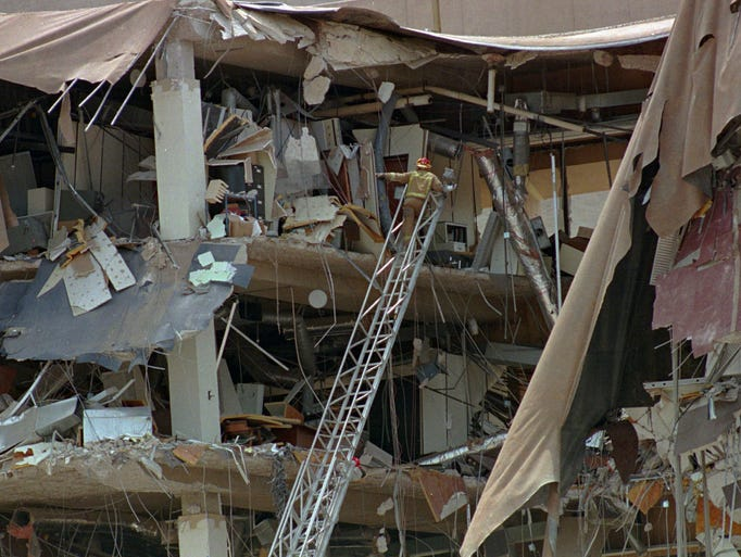 Oklahoma City Bombing 20 Years Later The Tragic Day
