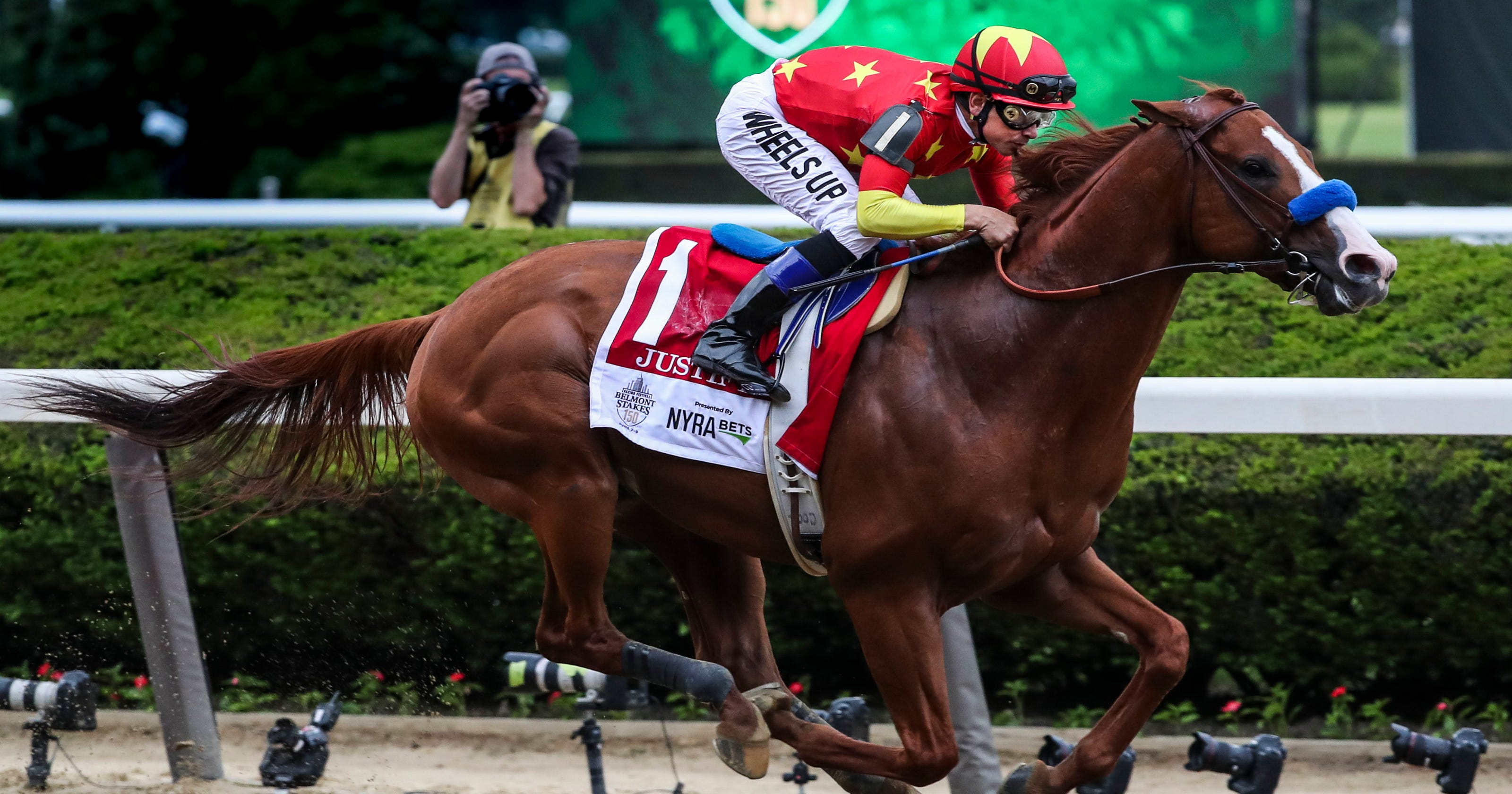 09c0de787eff Here are 3 possibilities for Justify s next race