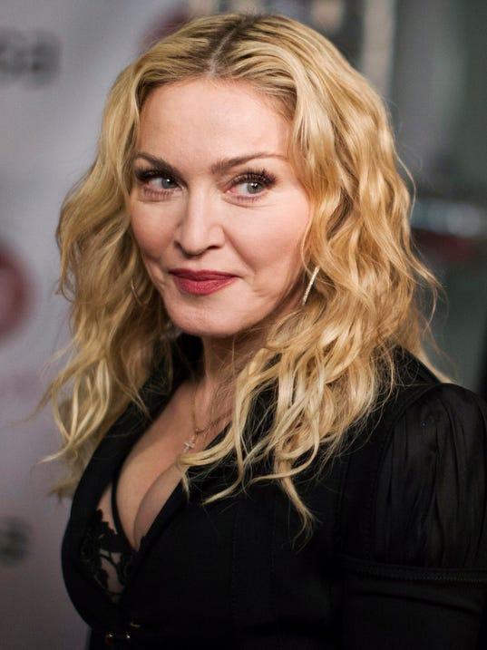AP Canada Madonna