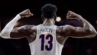 Arizona Wildcats forward Deandre Ayton could be the Phoenix Suns' first selection in the 2018 NBA draft.