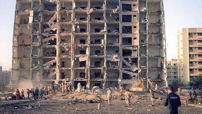 Nineteen Airmen died and hundreds were injured in the terrorist attack at Khobar Towers in Dhahran, Saudi Arabia, on June 25, 1996. At the time, it was the worst terrorist attack against the American military since the bombing of a Marine Corps barracks in Beirut, Lebanon, in 1983.