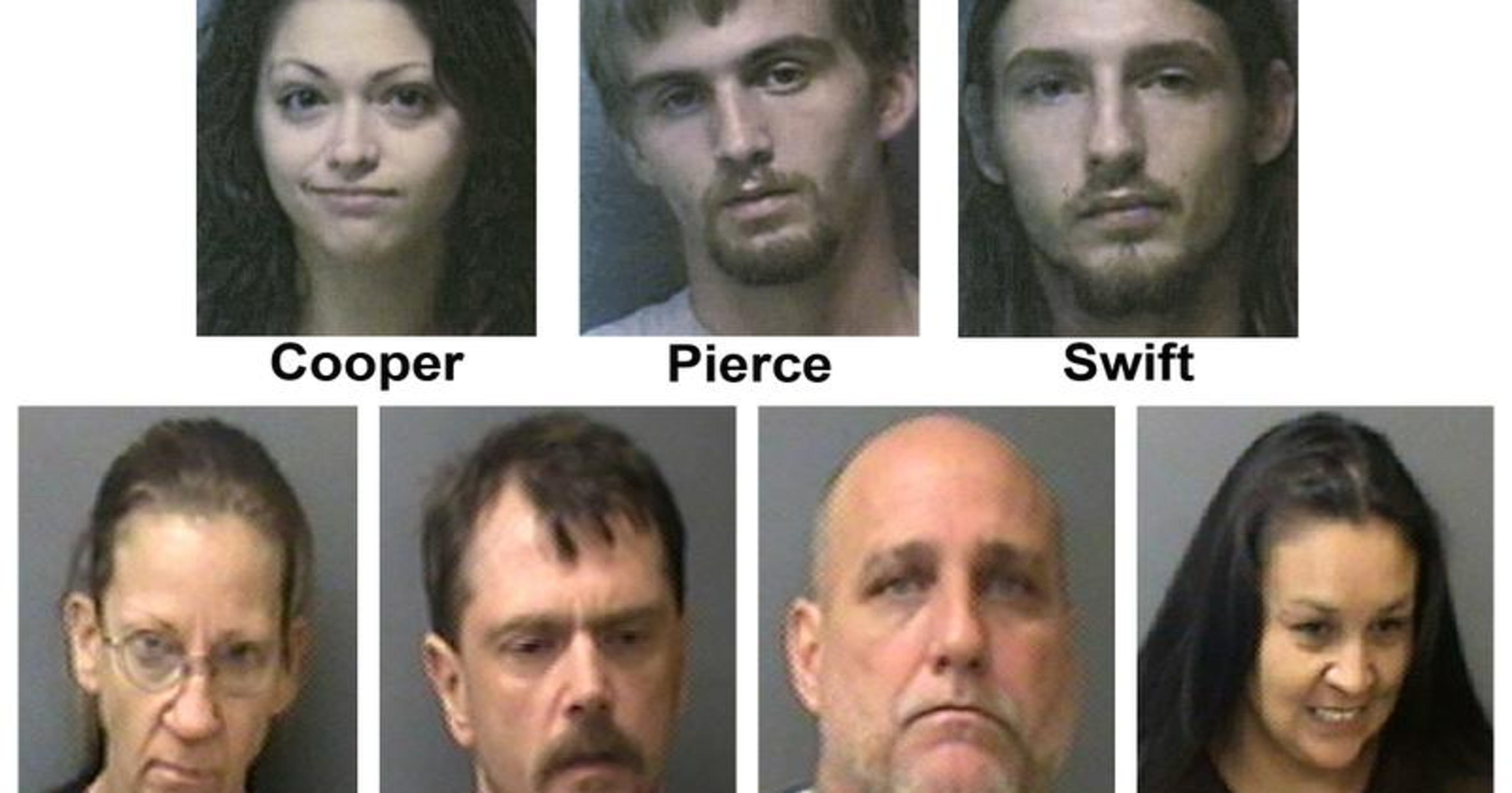 Indiana town back in spotlight after 26 meth arrests in 2 1