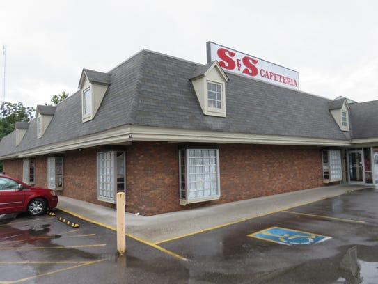 The S&S Cafeteria has been a Bearden landmark for more
