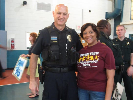 Chairman of Executive Roundtable Fellsmere Police Chief