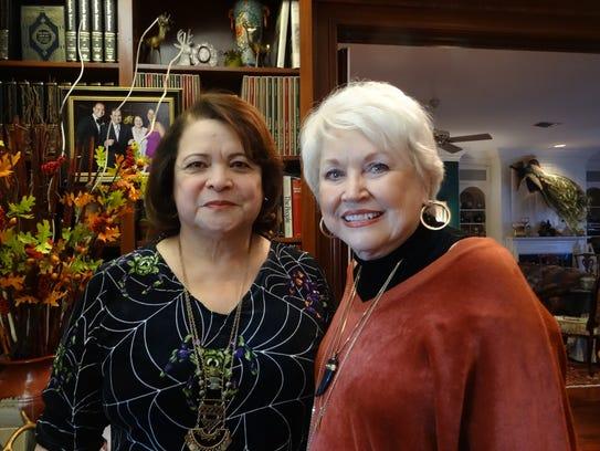Sue Nawas, Linda Reeves