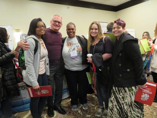 Kangaroo Kids teachers with New Jersey Child Care Association
