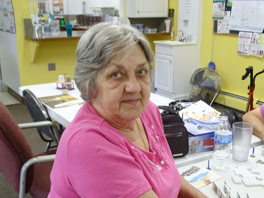 After living in Cleveland, Joanne Szczechowski retired in Port Clinton because she loved the area so much.