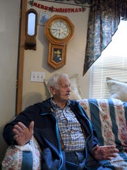 Jack Holt, 84, lives with his wife Dorothy, who says
