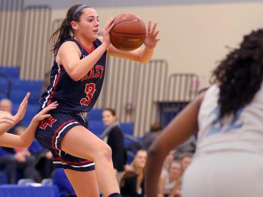Brookfield East Girls Basketball